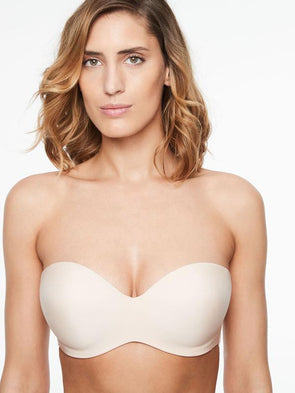 32ed1122399d6 Chantelle Absolute Invisible Smooth Strapless - Sugar Cookies Lingerie NYC
