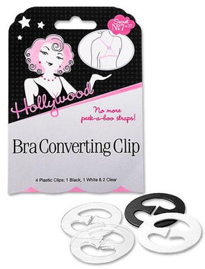 Hollywood Fashion Secrets Bra Converting Clip - Sugar Cookies Lingerie NYC
