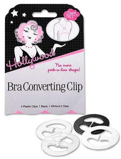 Hollywood Fashion Secrets Bra Converting Clip - Sugar Cookies Lingerie