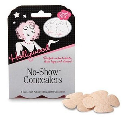 Hollywood Fashion Secrets No Show Concealers - Sugar Cookies Lingerie