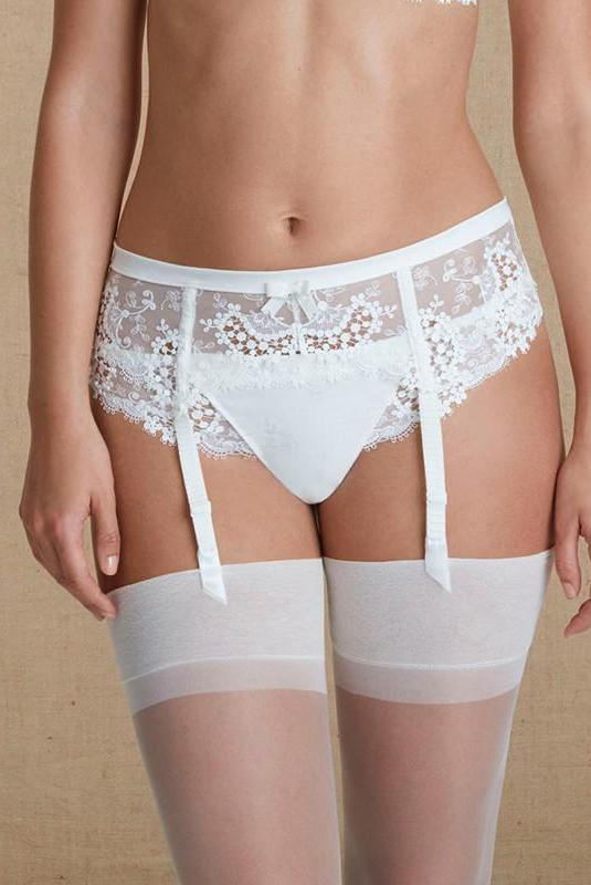 Simone Perele Wish Suspender Belt - Sugar Cookies Lingerie NYC