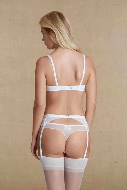Simone Perele Wish Suspender Belt - Sugar Cookies Lingerie