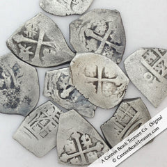 1715 Fleet Reales Pieces of Eight