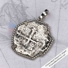 Sao Jose 1622 Shipwreck Coin Necklace