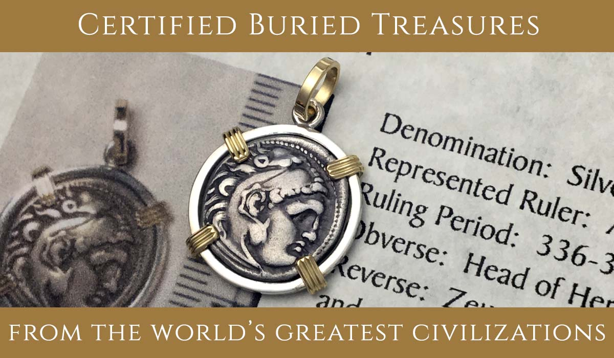 All Buried Treasures