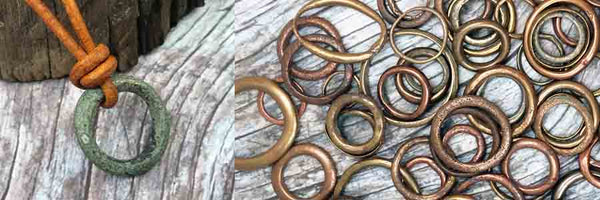 Real Celtic Ring Money Jewelry for Sale Necklaces Pendants Bracelets