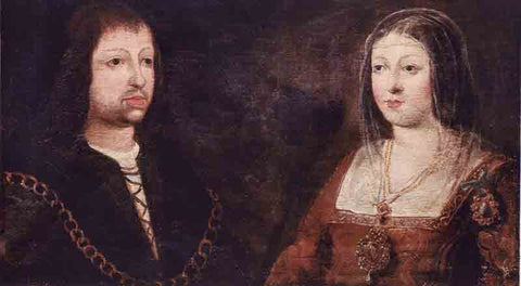 Ferdinand and Isabella of Spain Finance Columbus Voyage