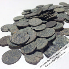 Freshly Conserved Roman Coins
