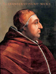 Pope Alexander VI and the Treaty of Tordesillas