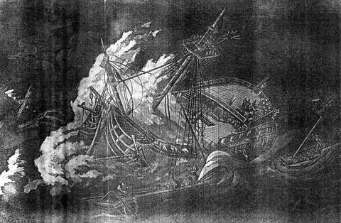 Learn about British East India Company Shipwreck Admiral
