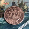 Legendary Coins of the Pirate Era Collection - 5 Item Set