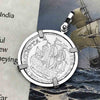 "Dutch East India Company 1790 Stuiver ""Ship Shilling"" Necklace"
