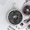 Song Dynasty 1 Cash Treasure Coin Sterling Silver Pendant