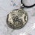 Mexico City 2 Reale Cob Coin Pendant in Shipwreck Silver