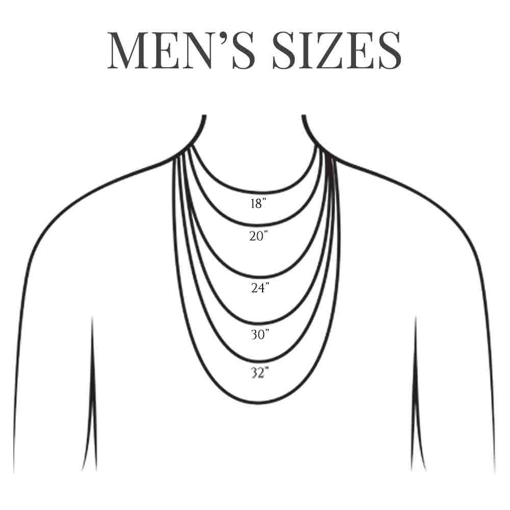 2.3 mm Sterling Silver Antiqued Wheat Chain - LUXURY WEIGHT | #C5532