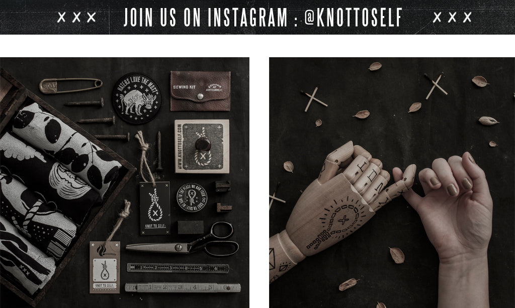 Knot To Self | Join us on Instagram