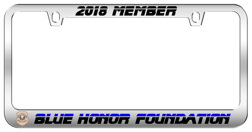 2018 Blue Honor Foundation Annual Membership | CharityMagnets