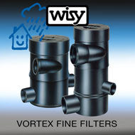 Primary rainwater Filters