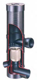 WISY WFF150 Vortex rainwater filter