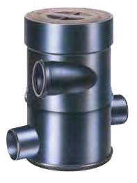 WISY WFF100 Vortex rainwater filter