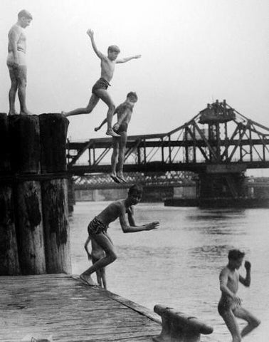 Roth, Harold; East River Divers, 1950