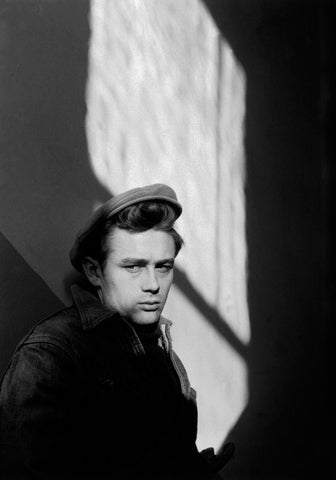 Stock, Dennis; James Dean, Fairmount, Indiana, 1955
