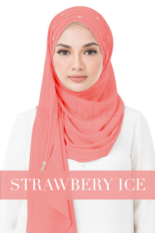 ALINA - STRAWBERRY ICE