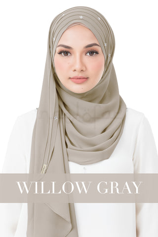 ALINA - WILLOW GRAY