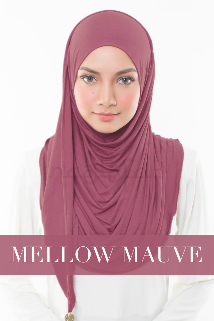 BABES & BASIC - MELLOW MAUVE