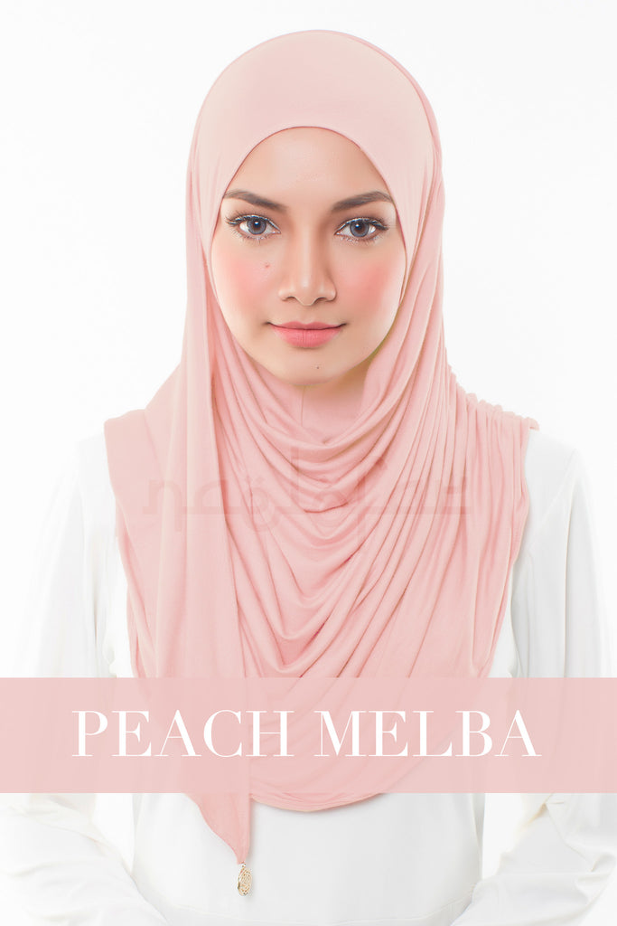 BABES & BASIC - PEACH MELBA