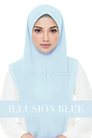 YASMINE - ILLUSION BLUE