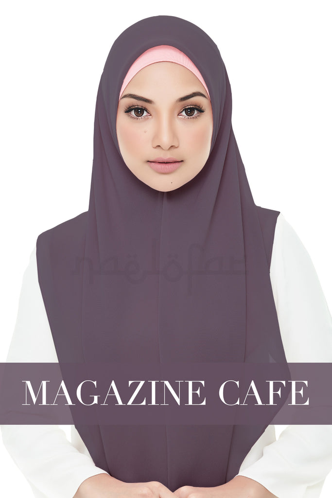 YASMINE - MAGAZINE CAFE