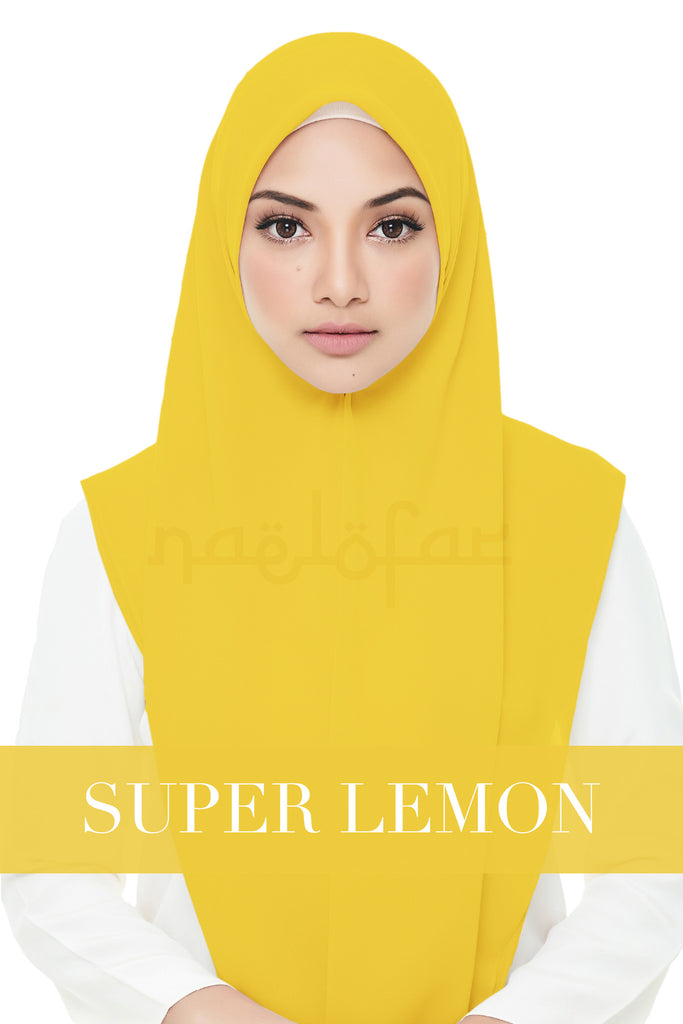YASMINE - SUPER LEMON