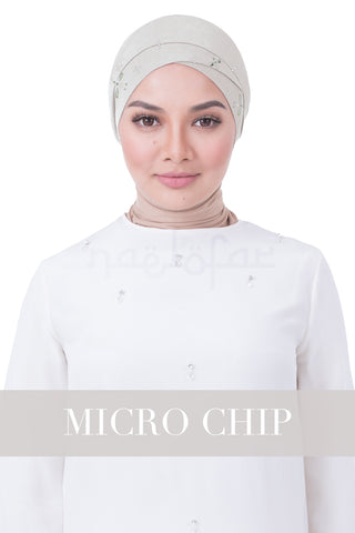 BE LOFA TURBAN LUXE - MICRO CHIP