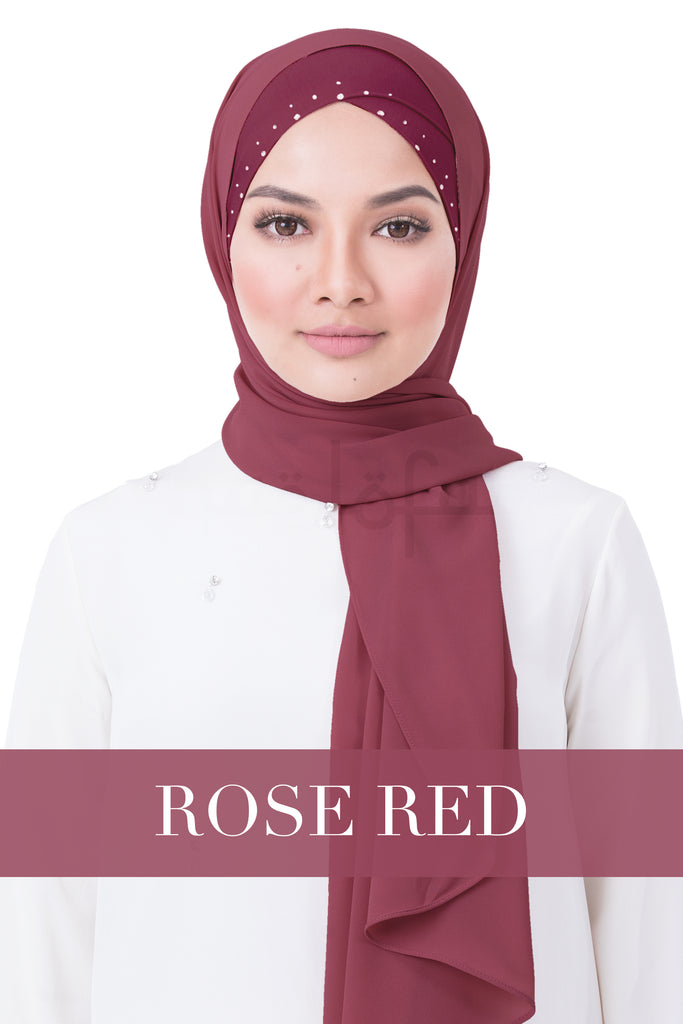 BE LOFA INSTANT RAYA SWAROVSKI - ROSE RED