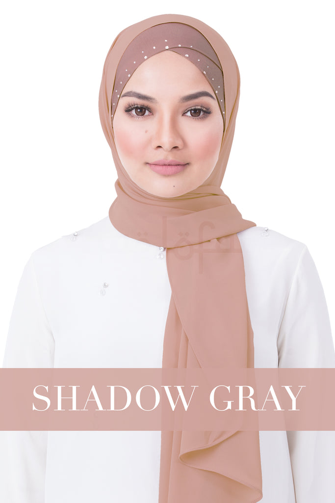 BE LOFA INSTANT RAYA SWAROVSKI - SHADOW GRAY