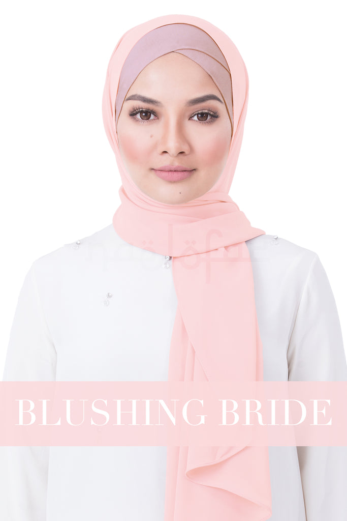 BE LOFA INSTANT RAYA PLAIN - BLUSHING BRIDE