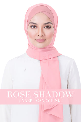 BE LOFA INSTANT RAYA PLAIN - ROSE SHADOW