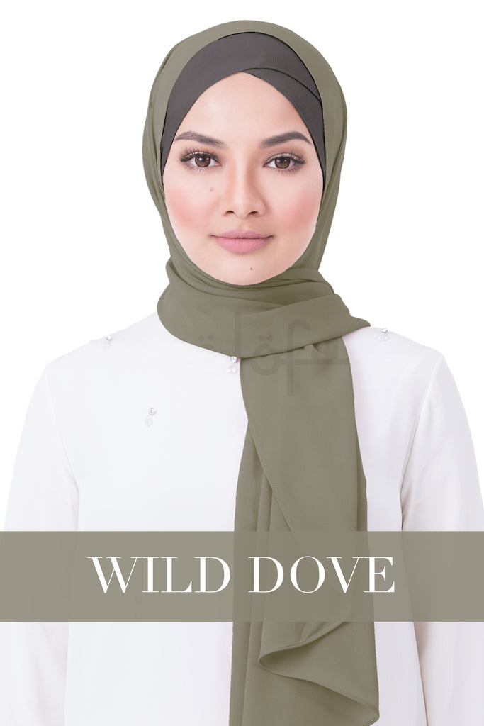 BE LOFA INSTANT RAYA PLAIN - WILD DOVE