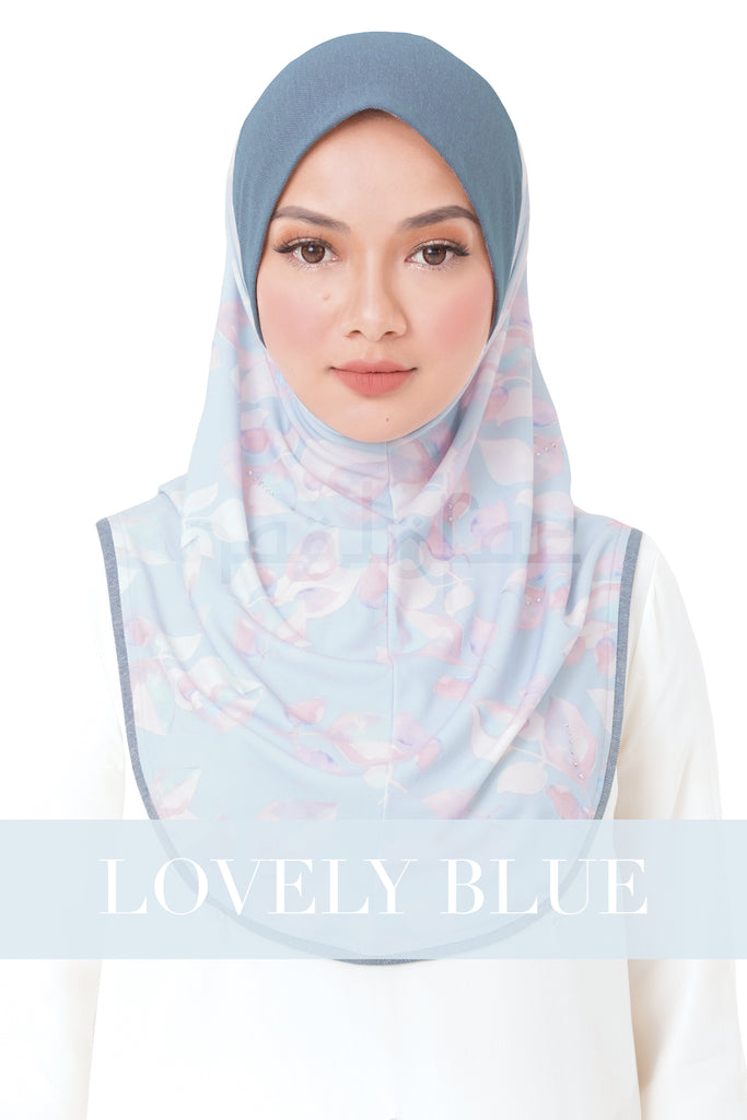 BEAUTY QUEEN - LOVELY BLUE