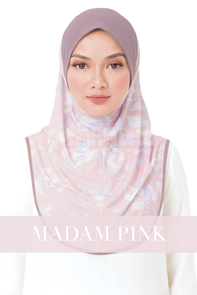 BEAUTY QUEEN - MADAM PINK