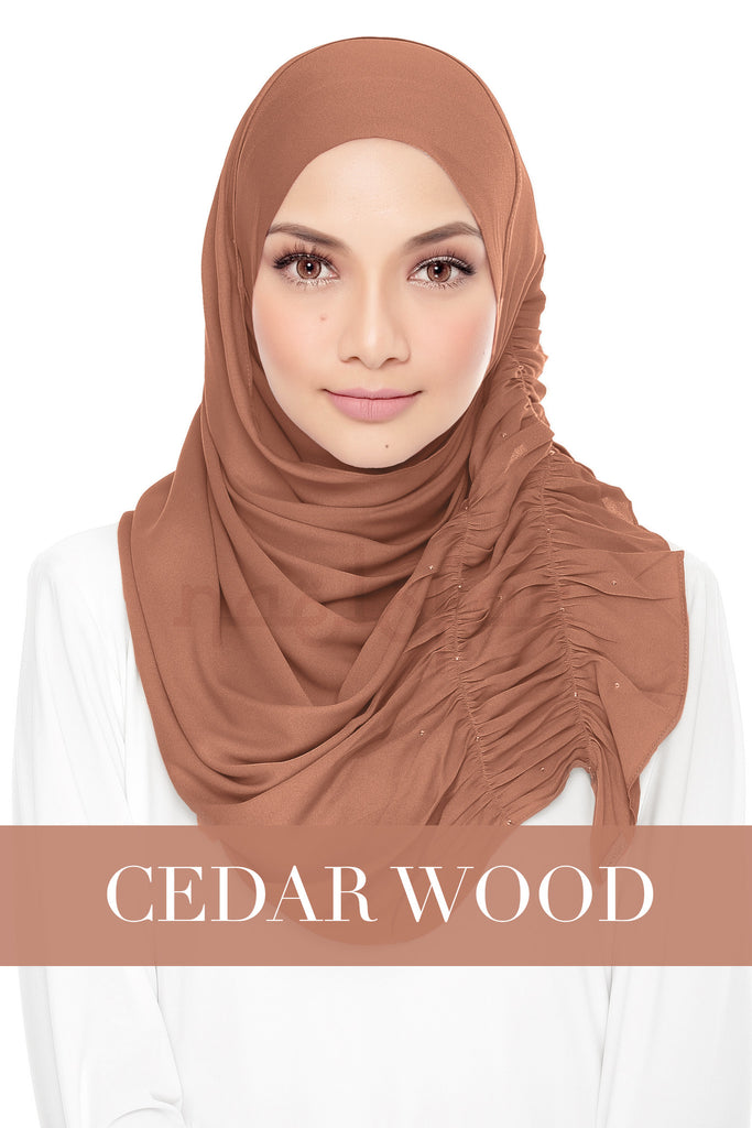 BELLA - CEDAR WOOD