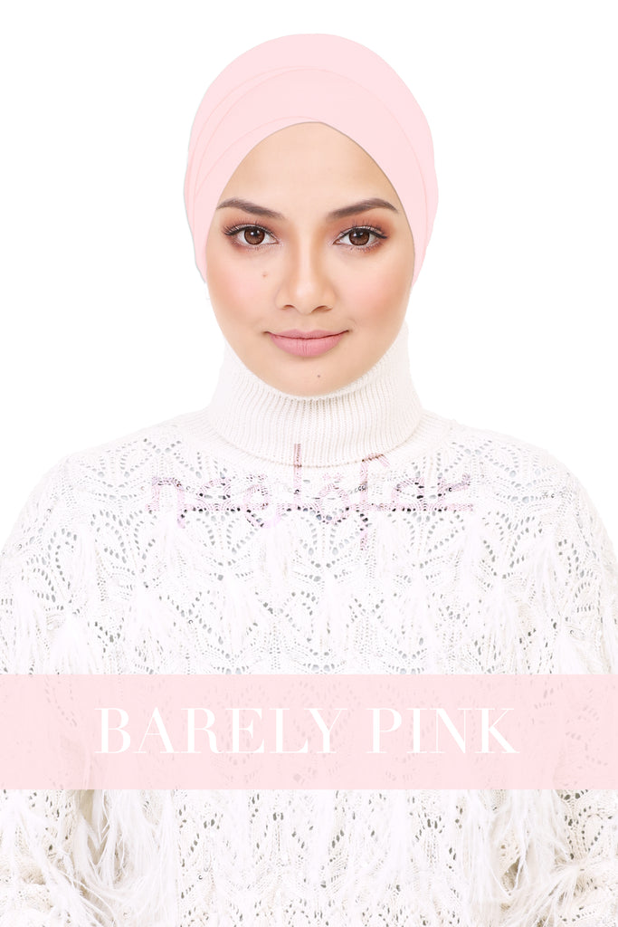 BE LOFA INNER - BARELY PINK