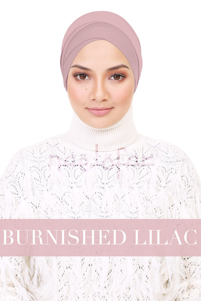 BE LOFA INNER - BURNISHED LILAC