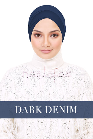 BE LOFA INNER - DARK DENIM