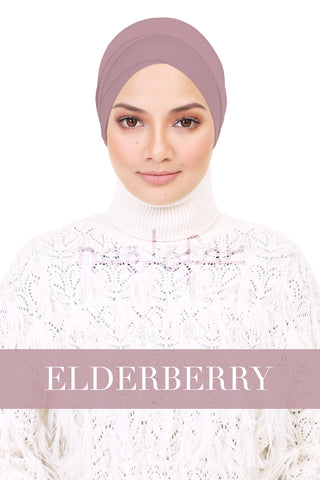 BE LOFA INNER - ELDERBERRY