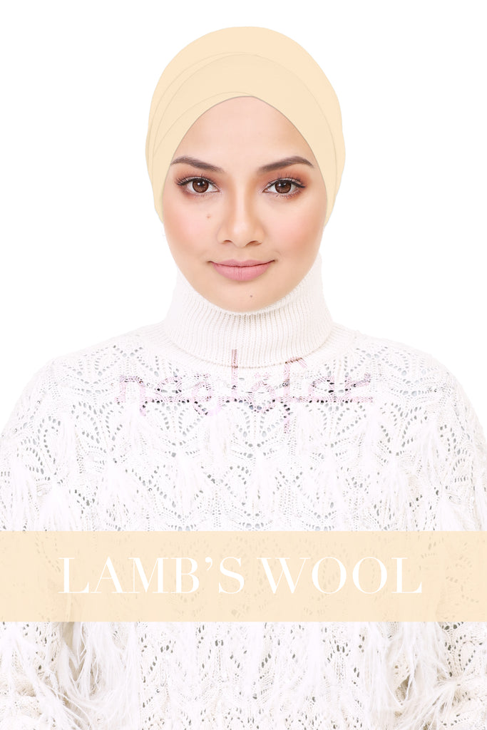 BE LOFA INNER - LAMB'S WOOL
