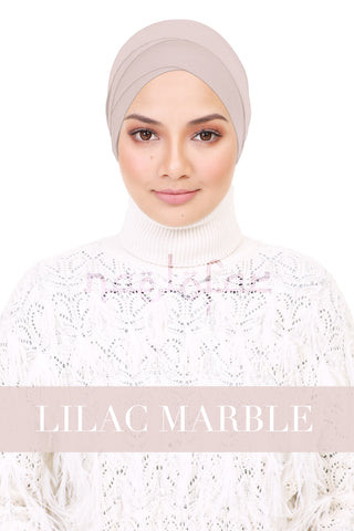 BE LOFA INNER - LILAC MARBLE