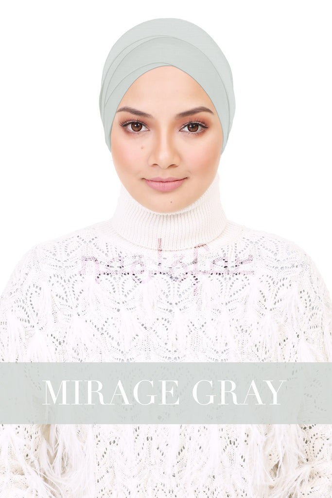 BE LOFA INNER - MIRAGE GRAY