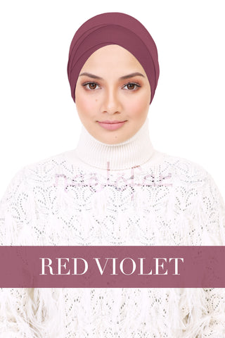 BE LOFA INNER - RED VIOLET